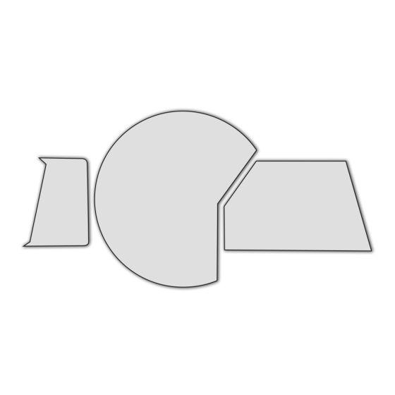 Eazi-Grip Dash Protector for Honda CBR600RR 2007 - 2019