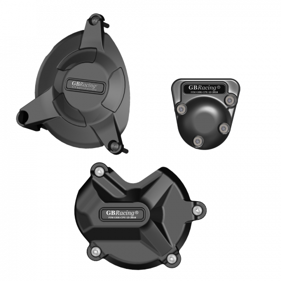 GBRacing Engine Case Cover Set for BMW S1000RR S1000R HP4 2009 - 2016