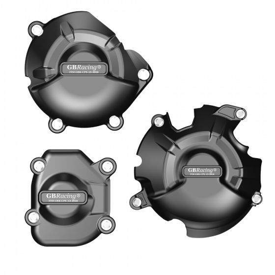 GBRacing Engine Case Cover Set for Kawasaki Z800