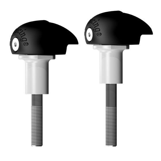 GBRacing Bullet Frame Sliders (Street) for Suzuki GSX-S 1000