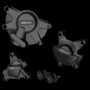 GBRacing Crash Protection Bundle for Yamaha YZF-R1 2009 - 2014