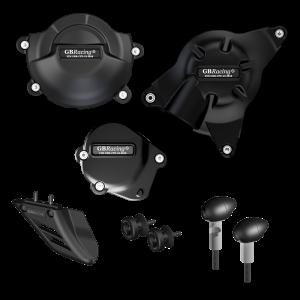 GBRacing Crash Protection Bundle (Street) for Yamaha YZF-R6