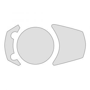 Eazi-Grip Dash Protector for Kawasaki Ninja 400 650 1000 ZX-6R Versys-X 300