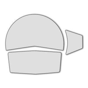 Eazi-Grip Dash Protector for Kawasaki Ninja 650 2012 - 2016