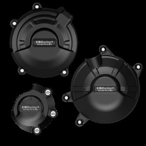 GBRacing Engine Case Cover Set for Honda CBR500R