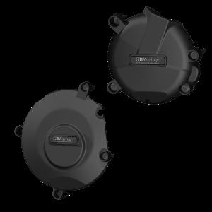 GBRacing Engine Cover Set for Suzuki GSX-R1000 2005 - 2008