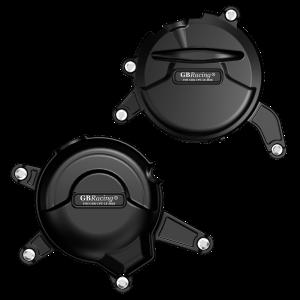GBRacing Engine Case Cover Set for KTM RC390 2014 - 2016