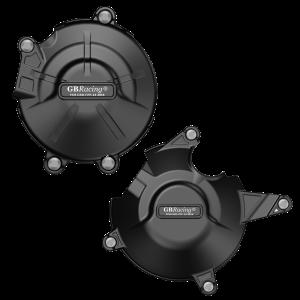 GBRacing Engine Case Cover Set for Kawasaki Ninja 300 and Z300
