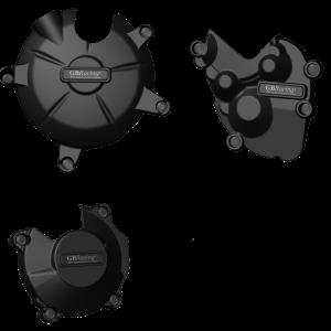 GBRacing Engine Cover Set for Kawasaki Ninja ZX-6R 2009 - 2013