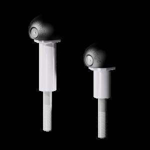 GBRacing Bullet Frame Sliders (Street) for BMW S1000R