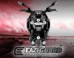 Eazi-Guard Paint Protection Film (Matte) for Ducati Diavel