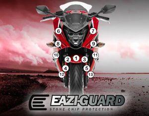 Eazi-Guard Stone Chip Paint Protection Film for Honda CBR650RR/F