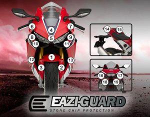 Eazi-Guard Stone Chip Paint Protection Film for Honda CBR1000RR Fireblade