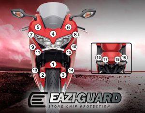 Eazi-Guard Stone Chip Paint Protection Film for Honda VFR800