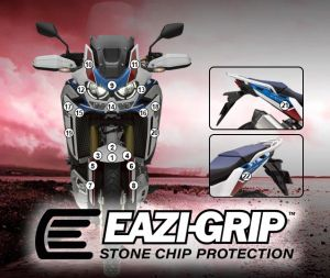 Eazi-Guard Paint Protection Film for Honda Africa Twin Adventure Sports 2020, gloss or matte