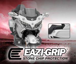 Eazi-Guard Paint Protection Film for Honda Goldwing Tour Premium 2020, gloss or matte