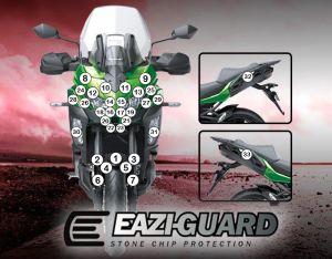 Eazi-Guard Paint Protection Film for Kawasaki Versys 1000 2019, gloss or matte