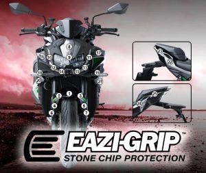 Eazi-Guard Paint Protection Film for Kawasaki ZH2, gloss or matte
