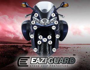 Eazi-Guard Paint Protection Film for Triumph Sprint GT 2010 - 2017