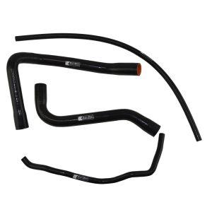 Eazi-Grip Silicone Hose Kit for BMW S1000RR, black