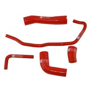 Eazi-Grip Silicone Hose Kit for BMW S1000RR 2019, red