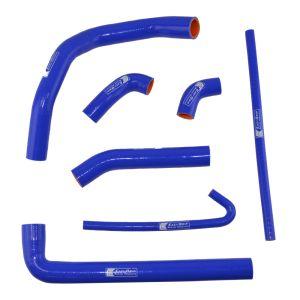 Eazi-Grip Silicone Hose Kit for Ducati 899 959 1199 1299 Panigale, blue