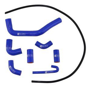 Eazi-Grip Silicone Hose Kit for Ducati Panigale V4, blue
