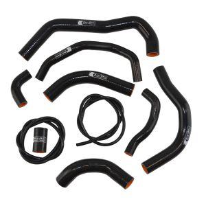 Eazi-Grip Silicone Hose Kit for Honda CBR600RR 2007 - 2019, black