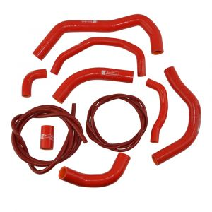 Eazi-Grip Silicone Hose Kit for Honda CBR600RR 2007 - 2019, red