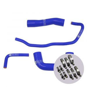 Eazi-Grip Silicone Hose and Clip Kit for BMW S1000RR 2019, blue