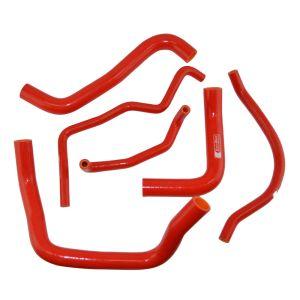 Eazi-Grip Silicone Hose Kit for Suzuki GSX-R600/750 2011, red