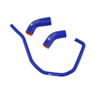 Eazi-Grip Silicone Hose Kit for Yamaha YZF-R1 YZF-R1M MT-10, blue