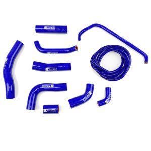 Eazi-Grip Silicone Hose Kit for Yamaha YZF-R6, blue