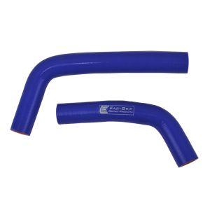 Eazi-Grip Silicone Hose Kit for Yamaha YZF-R3, blue