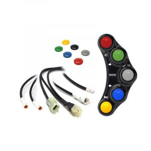 Jetprime Switch Panel LHS for Kawasaki ZX-10R