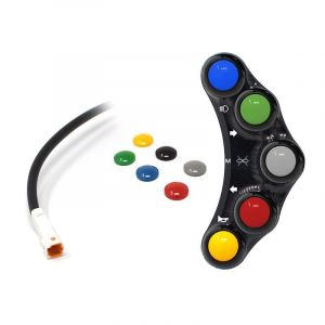 Jetprime Switch Panel LHS for Ducati Panigale V2 STREET