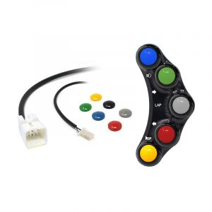 Jetprime Switch Panel RHS for Kawasaki ZX-10R