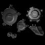 GBRacing Crash Protection Bundle for Suzuki GSX-R 600 / GSX-R 750
