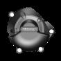 GBRacing Alternator / Generator / Stator Case Cover for Kawasaki Z800