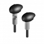 GBRacing Bullet Frame Sliders / Crash Knobs (Street) for Yamaha YZF-R6