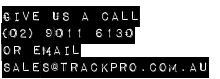 Contact Trackpro