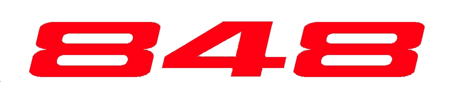 848 Logo