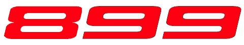 899 Logo