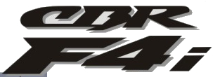 CBR600F4i logo