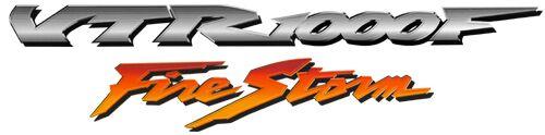 VTR1000F Firestorm logo
