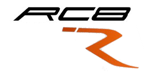 RC8 R Logo