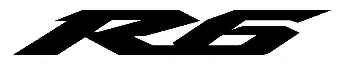 YZF-R6 Logo