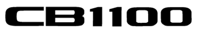 CB1100 logo