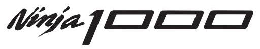 Ninja 1000 logo