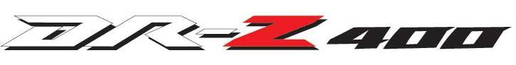 DR-Z400 Logo